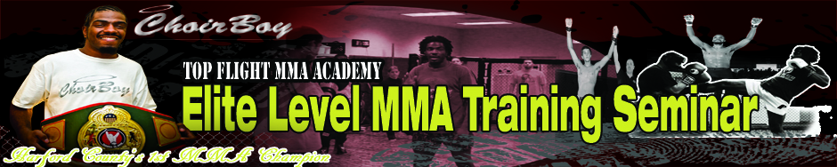 Elite Level MMA Training Methods